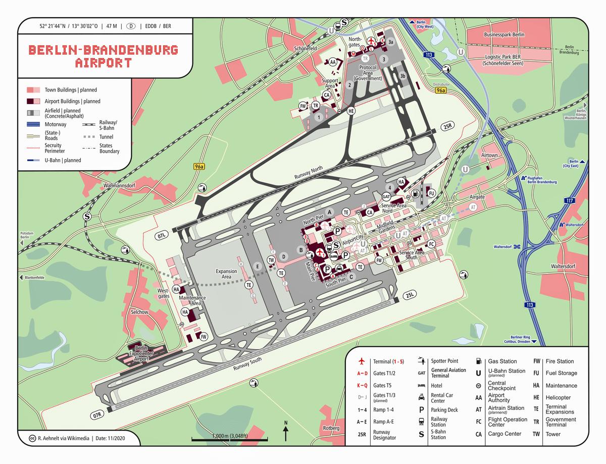 airport er diagram 22 bolt action rifle berlin brandenburg lufthavn wikipedia den frie encyklopædi