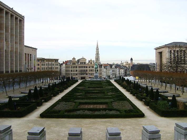 File:Mont des Arts Bruxelles.JPG