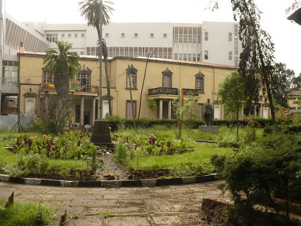 National Museum Of Ethiopia - Wikipedia