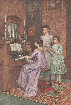 Church Music Simple English Wikipedia The Free Encyclopedia