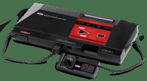 English: The Sega Master System video game con...