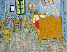 bedroom in arles - wikipedia