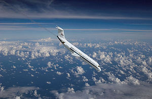 It's Been A Wild Ride. (Photo credit: NASA's Vomit Comet. Wikipedia)
