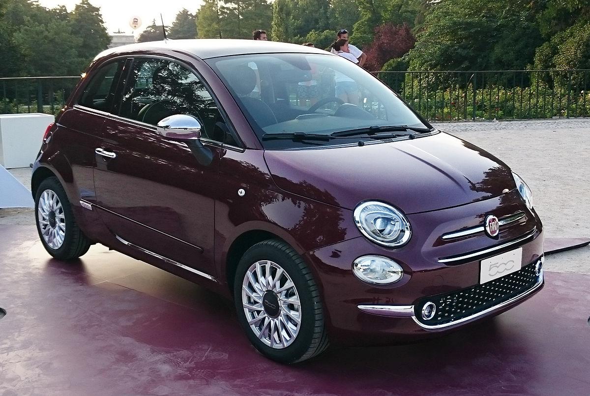 Fiat 500 (2007) Wikipedia