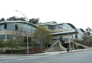 YouTube's current headquarters in San Bruno, C...