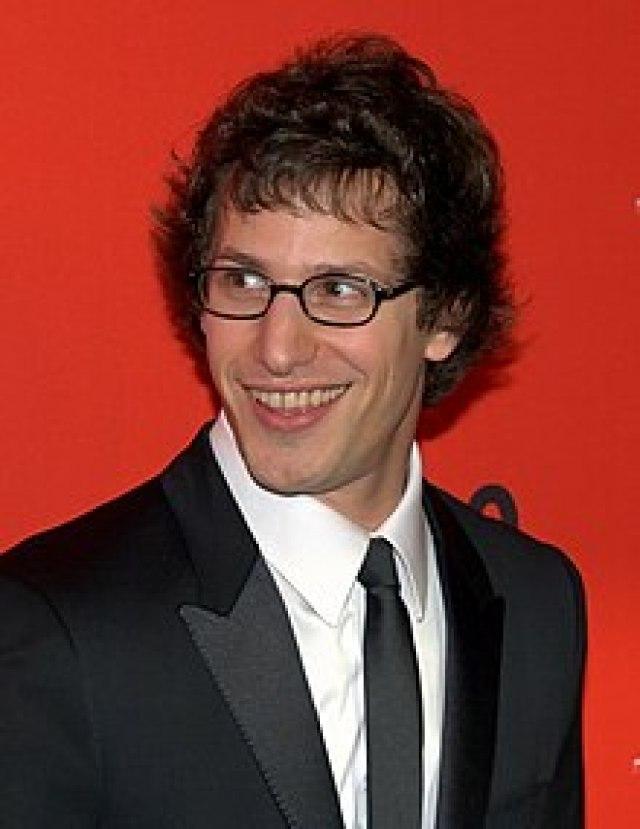 Samberg Smiling