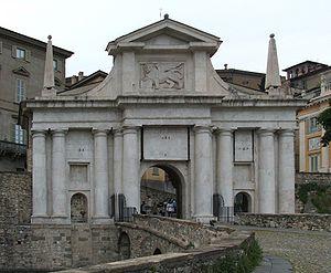 English: Bergamo, Lombardy, Italy - San Giacom...