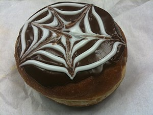 Web design on a Boston Cream, er, Boston Scream.