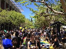 加州大學柏克萊分校 - 維基百科。自由的百科全書