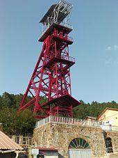 Mines De Charbon En France : mines, charbon, france, Mines, Charbon, Cévennes, Wikiwand