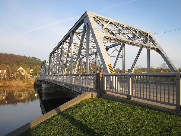 Market Street Bridge Clearfield Pennsylvania - Wikipedia