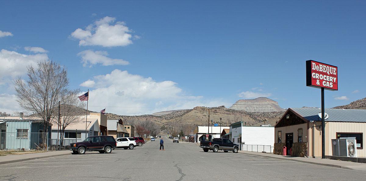 De Beque Colorado  Wikipedia
