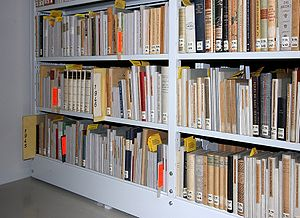 Deutsche Nationalbibliothek Frankfurt - Magazi...