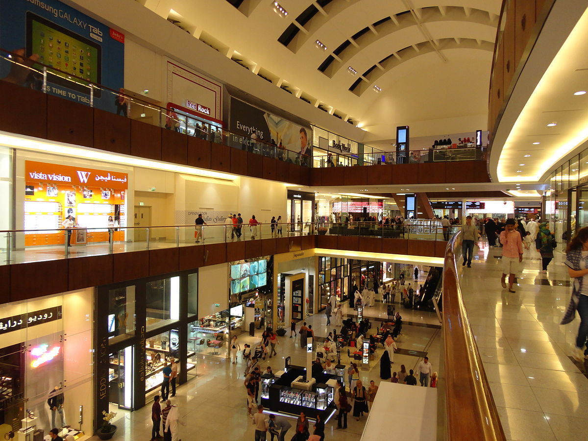 The Dubai Mall Wikipedia