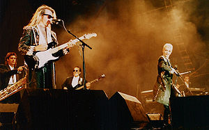 Deutsch: Eurythmics-Auftritt, Rock am Ring 198...