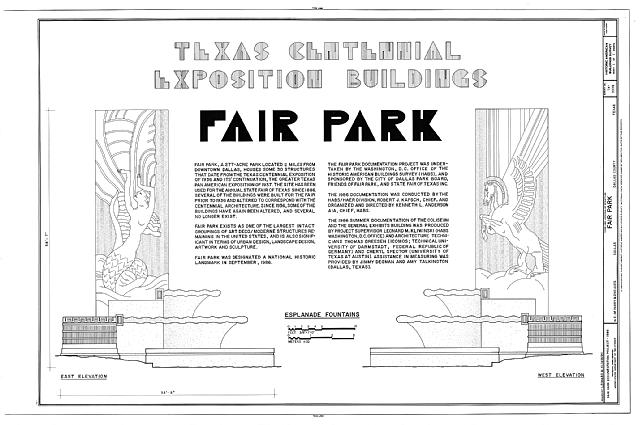 File:Fair Park, Perry and Second Avenues, Dallas, Dallas
