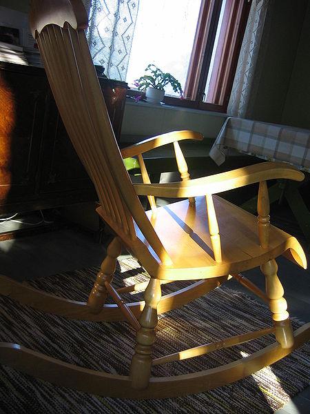 File:Finnish rocking chair.JPG