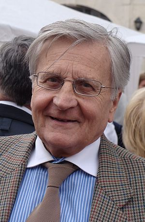 Mr. Jean-Claude TRICHET, President of the Euro...