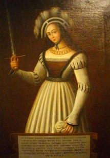 Jeanne 'arc Portrait Des Chevins Wikipdia