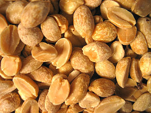 English: Roasted Peanuts author: Flyingdream