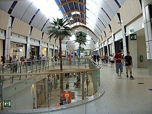 Rimini centro commerciale