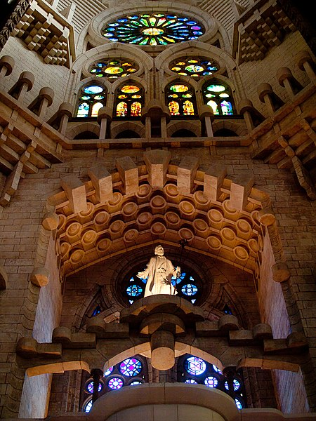 File:Sagrada Família interior north east.jpg