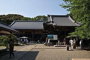 English: Sekkei-ji temple 日本語: 雪蹊寺境内