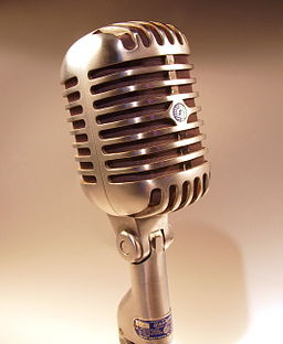 Shure mikrofon 55S