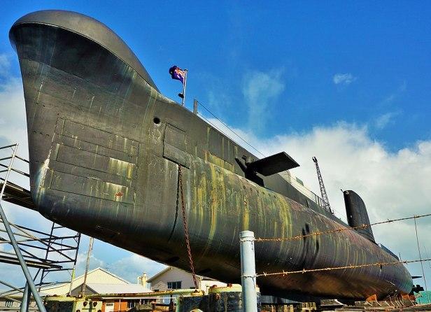 WA Maritime Museum - Joy of Museums - HMAS Ovens