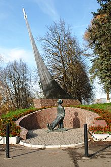 Monument to the Conquerors of Space  Wikipedia