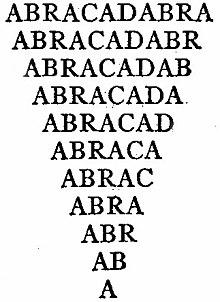 magic word wikipedia