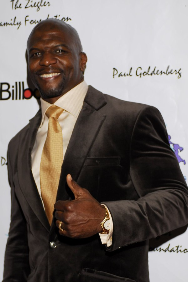Terry Crews Filmography - Wikipedia