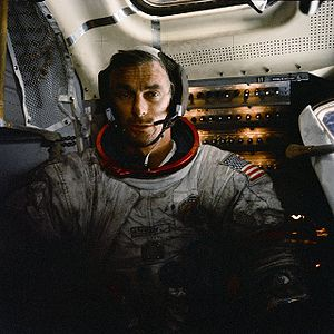 Apollo17 - Gene Cernan