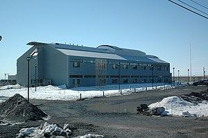 Aurora College in Inuvik, Northwest Territories