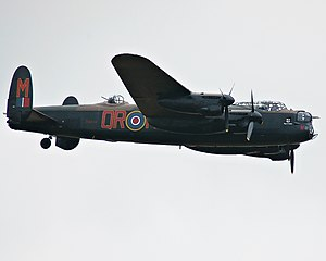 Avro Lancaster B I PA474 (Battle of Britain Me...