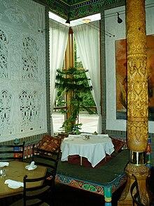 Dushanbe Tea House  Wikipedia