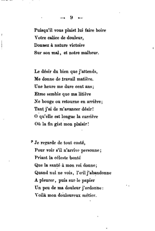 Son Oeil Noir Vous Regarde : regarde, Page:Femmes-poëtes, France,, Blanvalet,, 1856.djvu/35, Wikisource