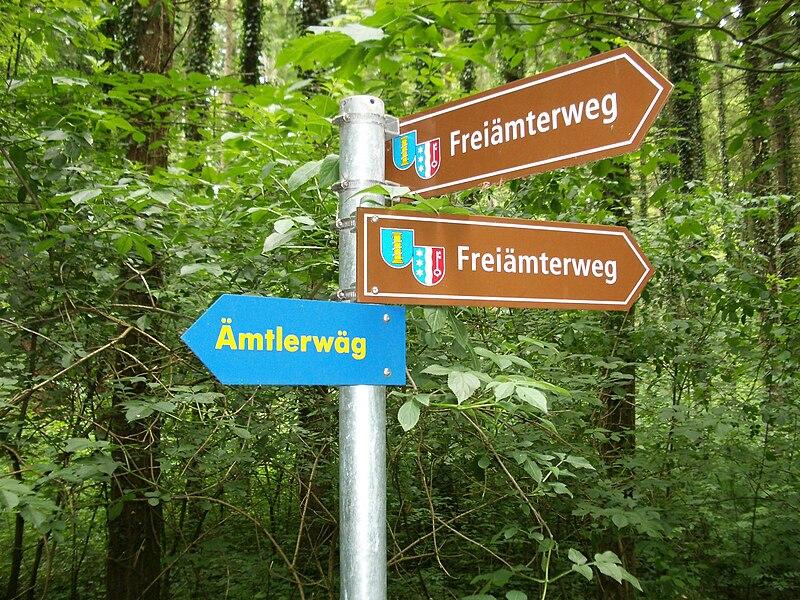 Freiämterweg