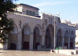 front_of_Al-Aqsa mosque