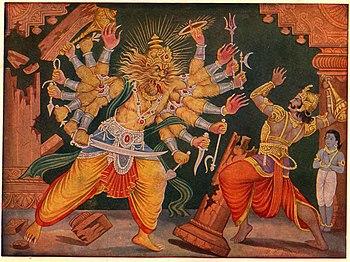 Lord Shiv Hd Wallpaper Hiranyakashipu Wikipedia