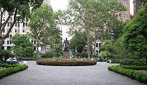 Gramercy Park, New York, New York