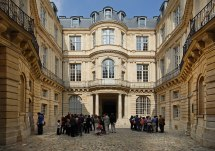 Hotel De Beauvais Paris France