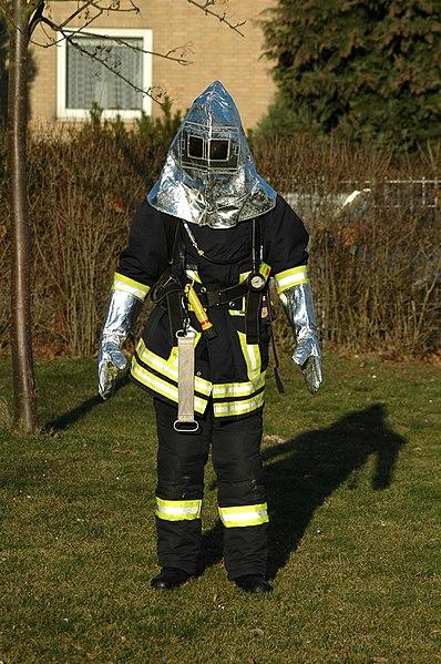 Level C/Type 4 suit - HazMat Suit