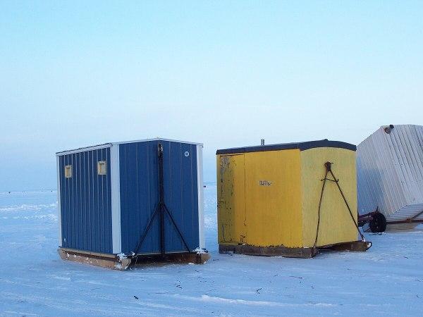 Ice Shanty - Wikipedia
