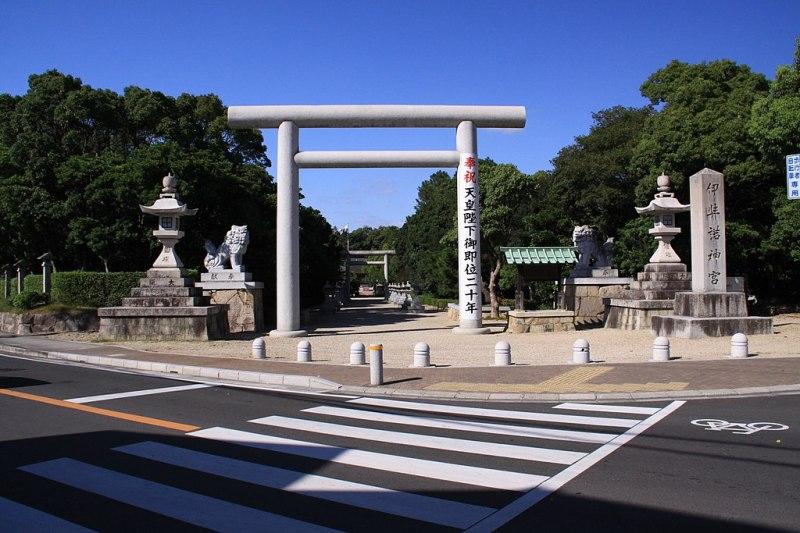 Izanagi-jingu Gate