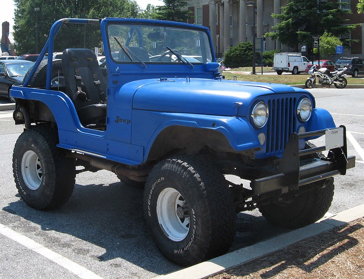 hight resolution of 1965 jeep cj5 body