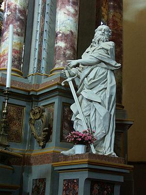 San Michele Arcangelo, Lucignano, Italy