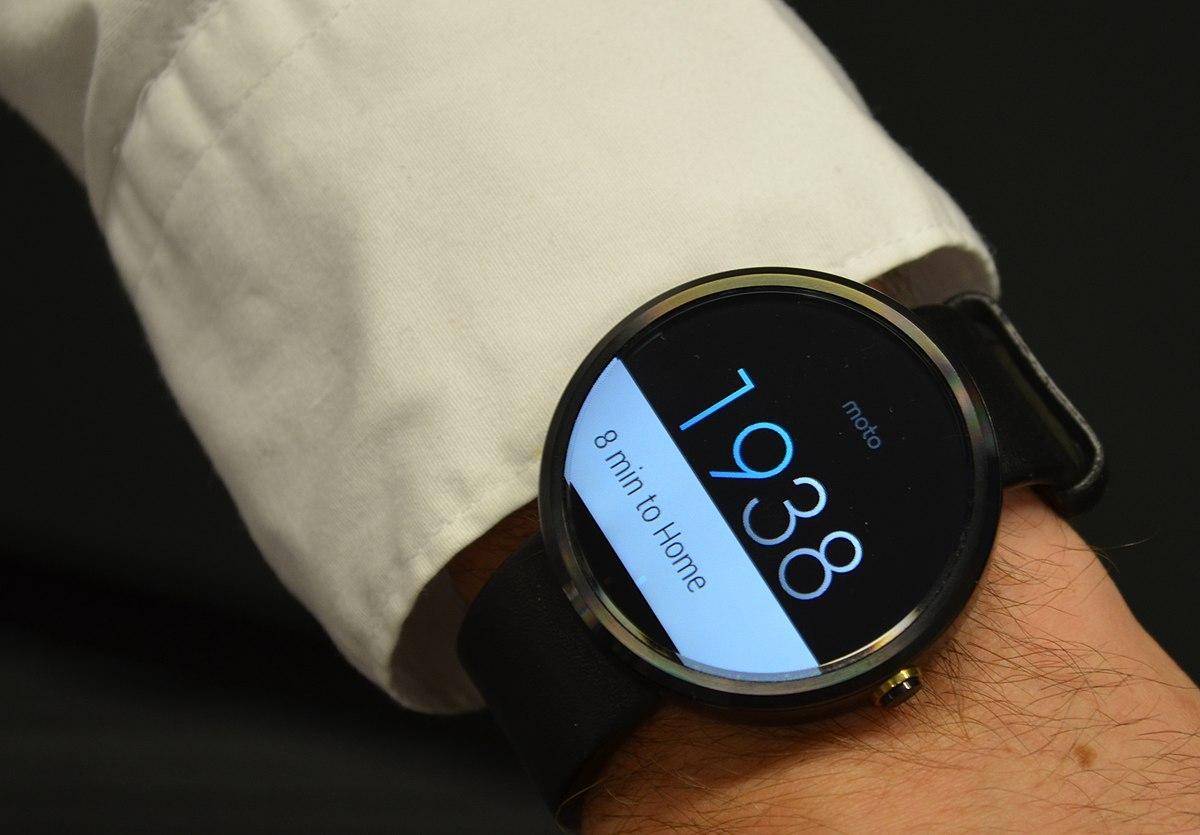 Smartwatch  Wikipedia