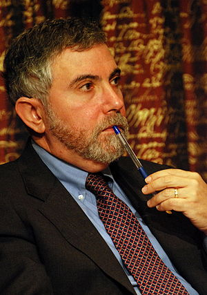 Paul Krugman, Laureate of the Sveriges Riksban...