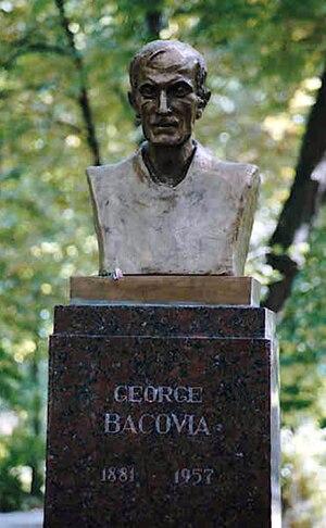 English: George Bacovia Română: George Bacovia...